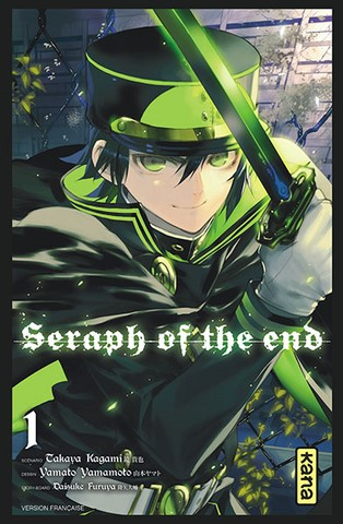 Seraph of the End - T 1