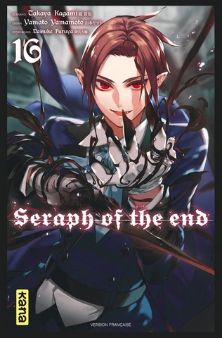 Seraph of the End - T16