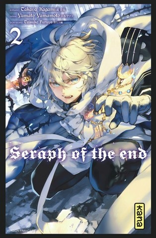 Seraph of the End - T 2